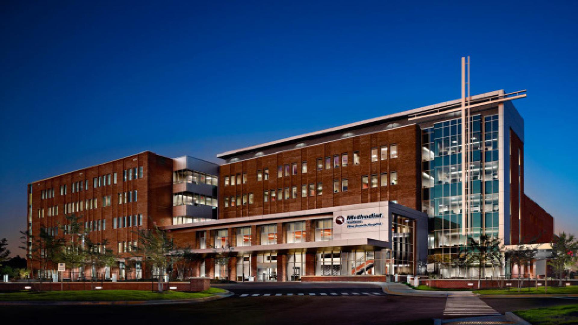 Methodist Olive Branch Hospital Olive Branch, MS – MIG